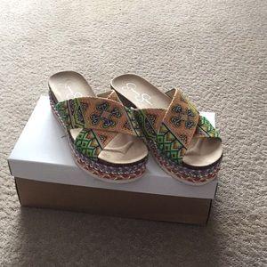 Shoes - Jessica Simpson Sandal